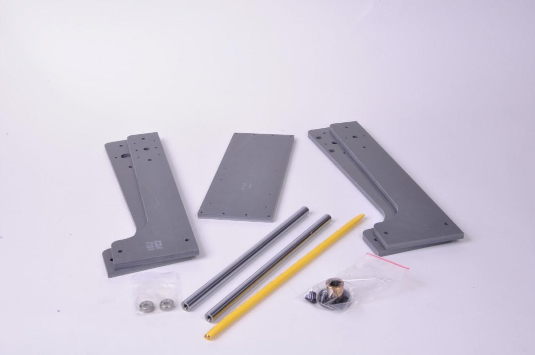 7x7 3D Conversion Kit