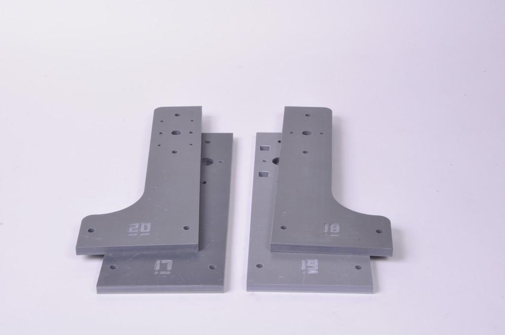 7x7 Lower Gantry Set
