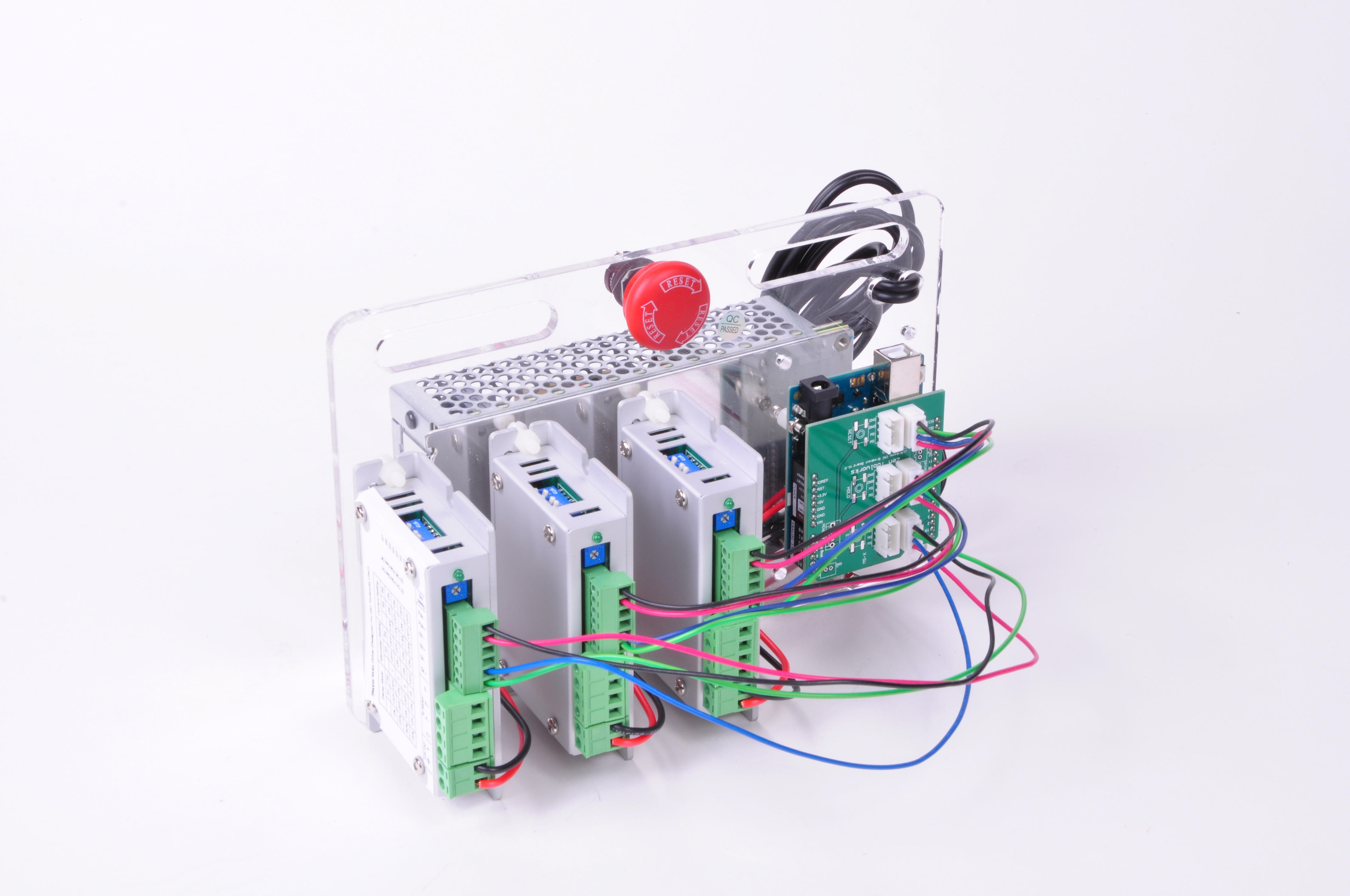 Arduino control package axis zen toolworks inc
