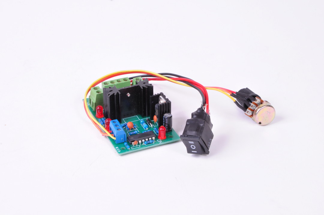 Spindle Variable Speed Controller