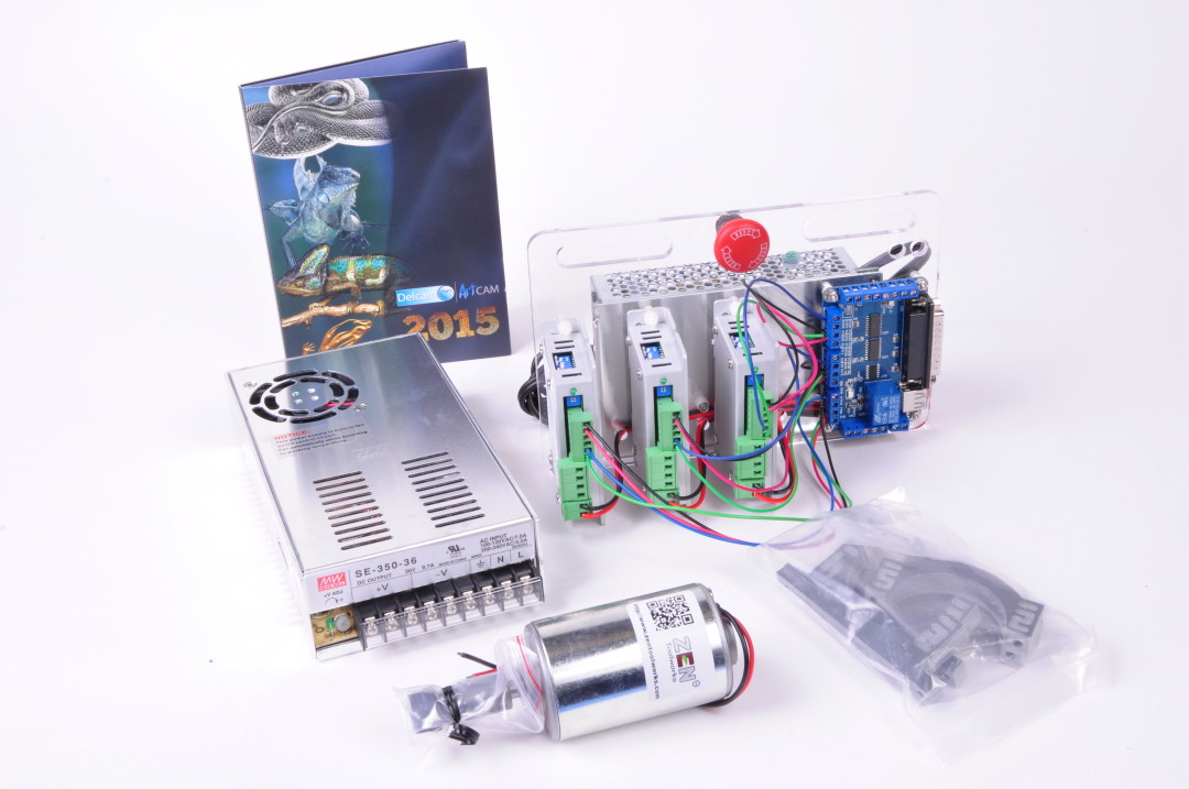 ZTW Design Control and Accessories Package