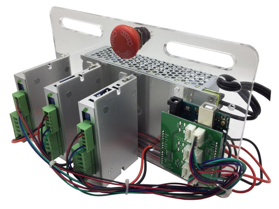 Arduino Control Pkg Left