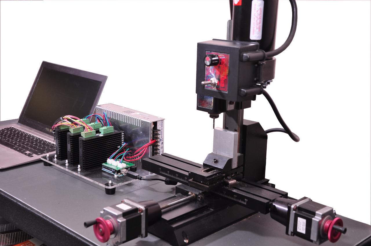 High Torque Stepper Motor Arduino Control Package