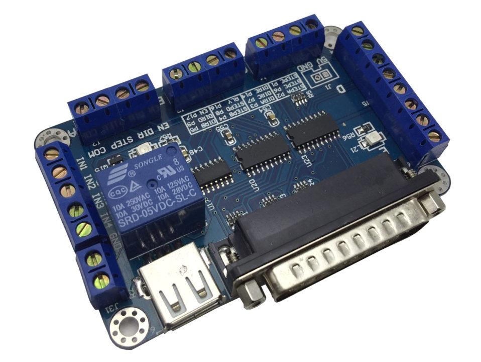 Mach3 Board 2